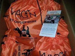 Pet Oxygen Masks for Palm Beach County