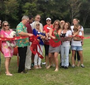 Downers Park Dog Park Grand Opening